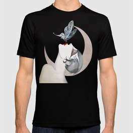 Art Deco Woman T-shirt