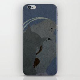 Alphonse Elric iPhone Skin