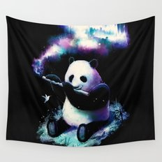 Music Is My Universe Wall Tapestry