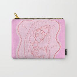 Patron Saint of Orgasms Carry-All Pouch
