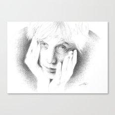 Rhys Ifans Canvas Print