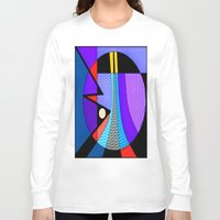 romance Long Sleeve T-shirts featuring Romance by Kristine Rae Hanning