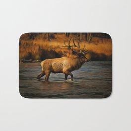 Madison Bull Bath Mat