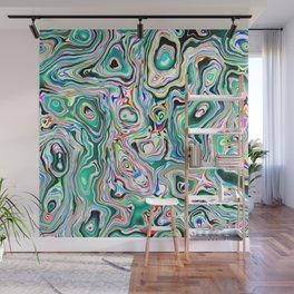 Abalone - Abstract Wall Mural
