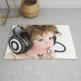 Interactive Doll Rug