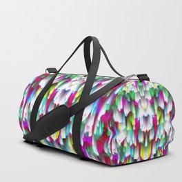 Colorful digital art splashing G396 Duffle Bag