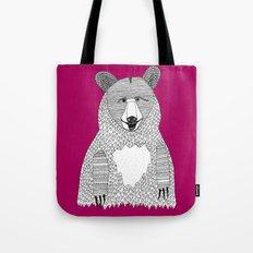 This bear Tote Bag