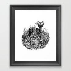 Ibacene Framed Art Print