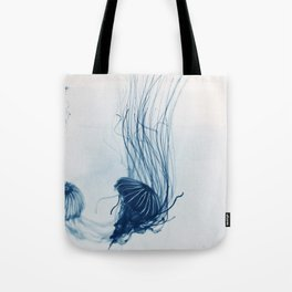 Deep Blue Sea #3 Tote Bag