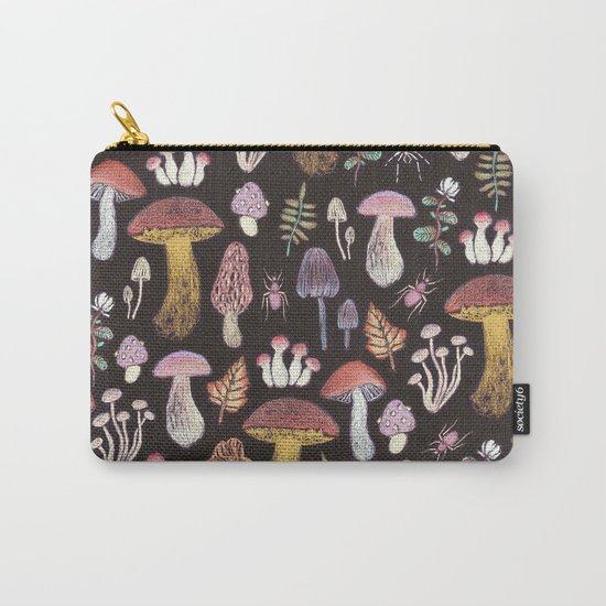 Mushrooms by ullathynell