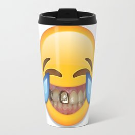 Tears Of Moderate Joy Travel Mug