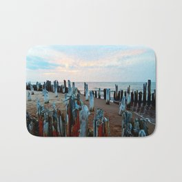 Sentinels at Sunset Bath Mat