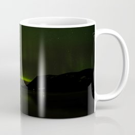 Northern in the Hafravatn lake, Iceland Coffee Mug