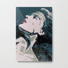 A.P. VI Metal Print