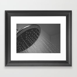 Clean Framed Art Print