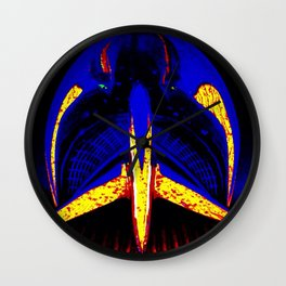 2000 Light Years from Home  Wall Clock