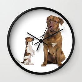 It's walking time Wall Clock