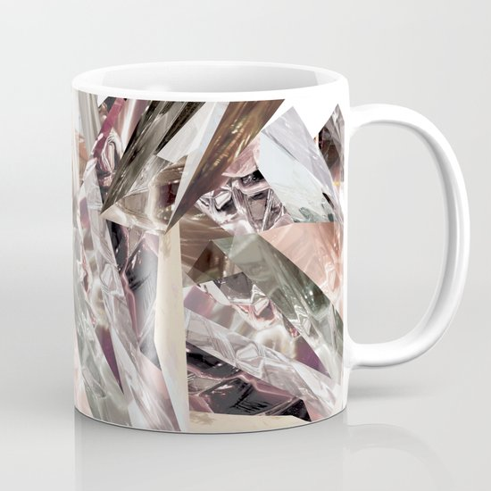 Arnsdorf SS11 Crystal Pattern Mug
