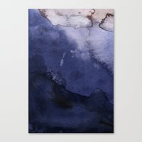 agate Canvas Prints featuring Agate by Tooth & Nail Designs