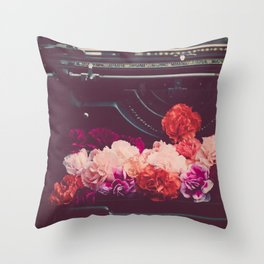 Poetry No.2 Throw Pillow