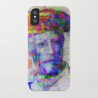 picasso iPhone & iPod Cases featuring Pablo Picasso by Steve W Schwartz Art