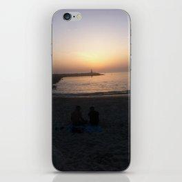 sunset beach no.1 iPhone Skin