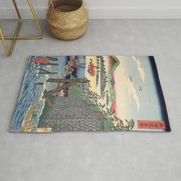 Tokaido, Okazaki - Digital Remastered Edition Rug