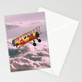 Busy Boy | Yellow Stationery Cards