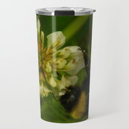 Bumble Bee Photography Print Travel Mug