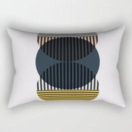 Circle stack Rectangular Pillow
