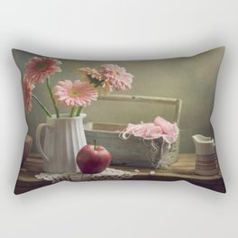 In the spring mood Rectangular Pillow