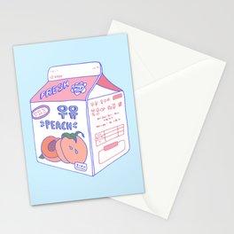 Peach Milk Stationery Cards