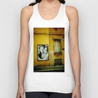 italy Tank Tops featuring italy by sustici