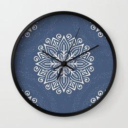 Mandala 47 Wall Clock