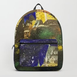 Chateau Frontenac Backpack