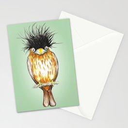 Brahminy starling Stationery Cards