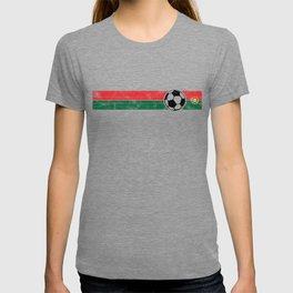 2018 Soccer Cup Portugal Flag POL Championship Black T-shirt