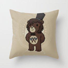 Carebraham Lincoln Throw Pillow
