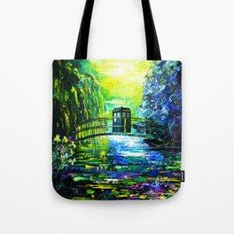 Tardis Art Tote Bag