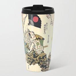 Kabuki Travel Mug