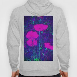 Summer Texture (Purple) Hoody
