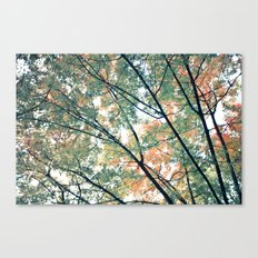 Paint Me Autumn Canvas Print