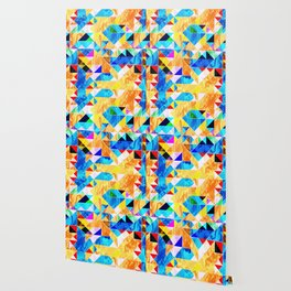 Geometric VIII Wallpaper