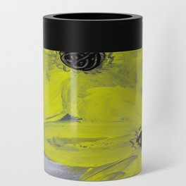 Chartreuse Can Cooler