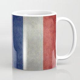 National Flag of France Coffee Mug
