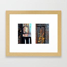 Industrial Study 7 Framed Art Print