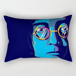 JOHN L. Rectangular Pillow