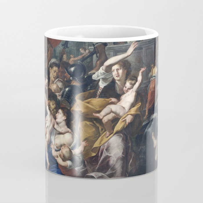 Milan - paint of Massacre of the Innocents from San Eustorgio church Coffee Mug