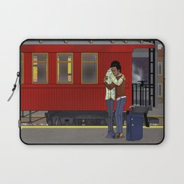 The Caboose Laptop Sleeve