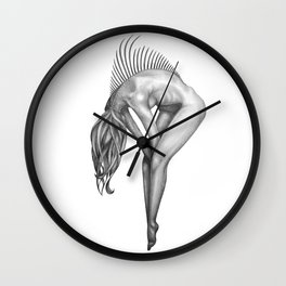 Dorsal Wall Clock